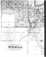 Waterville - South - Left, Le Sueur County 1898